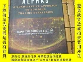 二手書博民逛書店Finding罕見Alphas: A Quantitative
