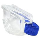 【DB385】防霧護目鏡S50 可包覆眼鏡安全防護鏡(台灣製)生存遊戲 防疫必備 全罩式防護眼鏡 EZGO商城