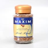 日本AGF【MAXIM】金萃咖啡-濃郁 65g/罐(賞味期限:2020.07.04)