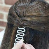魚骨波浪麻花辮編髮器 美髮 造型 蜈蚣編髮器