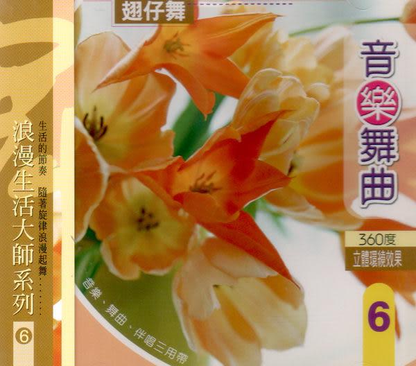 音樂舞曲 6 翅仔舞 CD (音樂影片購)