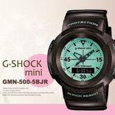 日限 g-shock mini GMN-500-5BJR 中性電子錶 現貨+排單 熱賣中!