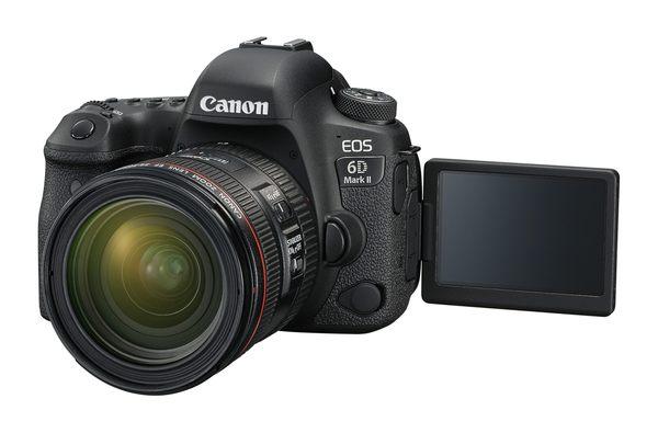 Canon EOS 6D Mark II 6D2 單鏡組 (EF 24-70mm f/4L IS USM) 全片幅 公司貨 *2019/7/31前 回函申請送好禮