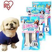 【培菓平價寵物網】IRIS》打牙祭持久牛奶香骨‧1包