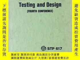 二手書博民逛書店COMPOSITE罕見MATERIALS :Testing and Design:復合材料:測試與設計Y361