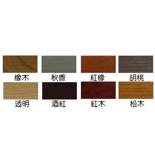 日本Asahipen室內/庭院防蟲防腐護木漆0.7L