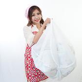 Qmishop 洗衣袋自助洗衣店專用-圓直徑70cm特大【J551】