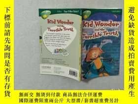 二手書博民逛書店Kid罕見Wonder and the Terrible TruthY332659