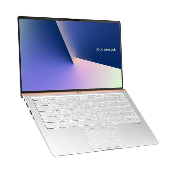 【ASUS華碩】【零利率】Zenbook 14 UX433FN-0172S8265U 冰柱銀 ◢14吋四邊窄框輕薄筆電 ◣