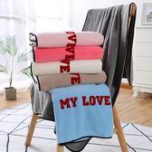 浴巾浴巾家用比純棉柔軟超吸水男女情侶速乾可愛加厚大毛巾不掉毛套裝 嬡孕哺