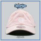 M&N 老帽 勇士 粉紅 麂皮 隊徽 可調 少女 超萌 QSH13GSWLPF【SP】
