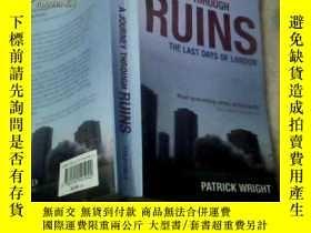 二手書博民逛書店a罕見journey through ruins the las