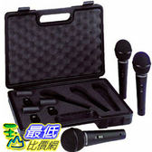 [104美國直購] 德國 動圈式 麥克風 3入 Behringer ULTRAVOICE XM1800S Dynamic Cardioid Vocal Microphones 3-Pack