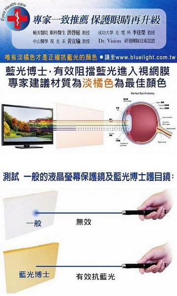 藍光博士42吋抗藍光液晶螢幕護目鏡 JN-42PLB