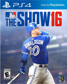PS4 美國職棒大聯盟 16(美版代購)