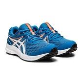 (C2) asics 亞瑟士 GEL-CONTEND 7 FGS童鞋運動鞋 慢跑鞋1014A192-403 [陽光樂活]