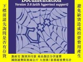 二手書博民逛書店The罕見Cweb System Of Structured D