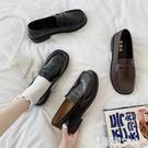 皮鞋 小皮鞋女2021春季新款英倫學院風復古日系jk制服鞋韓版學生樂福鞋 【99免運】