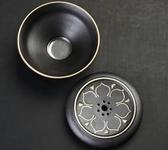 茶漏器陶瓷蓋碗公道杯創意功夫茶具茶道配件 艾麗花園
