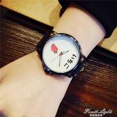 情侶手錶簡單大方百搭 果果輕時尚igo