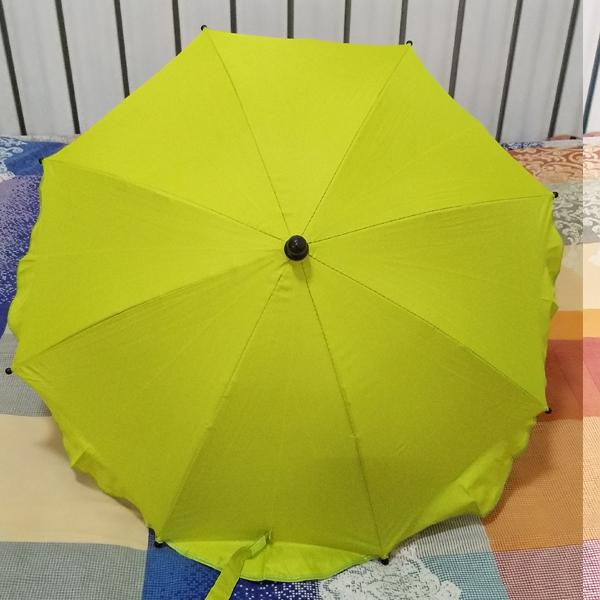 防紫外線推車太陽傘防曬嬰兒童三輪車萬向遮陽傘通用【探索者】