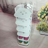 防塵多層收納金屬簡易經濟型家用SMY4530【123休閒館】