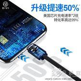蘋果數據線iphone充電器線可伸縮6手機7加長6splus收納便攜x   聖誕節歡樂購