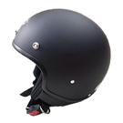 【東門城】ZEUS 103B 素色(消光黑) 半罩式安全帽 復古帽