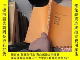 二手書博民逛書店military罕見aircraft of the world