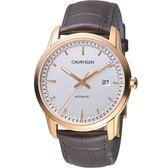 Calvin Klein Infinite無限紳士機械錶(K5S346G6)42mm