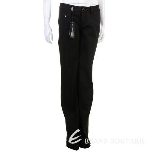 YES LONDON 深咖啡色小口袋設計長褲 0910014-07