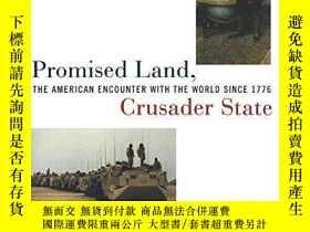 二手書博民逛書店Promised罕見Land, Crusader StateY256260 Walter Mcdougall