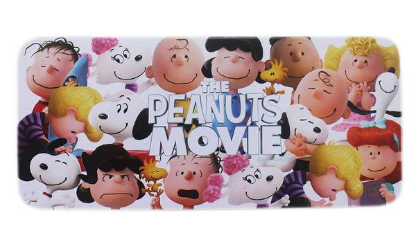 【卡漫城】 Snoopy 鐵筆盒 角色 ㊣版 日版 鉛筆盒 糊塗塔克 單層 史奴比 史努比 花生漫畫 菲菲