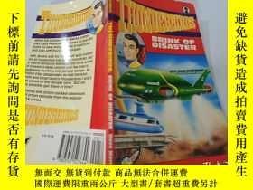二手書博民逛書店THUNDERBIRDS:Brink罕見Of Disaster 雷鳥:災難的邊緣Y200392