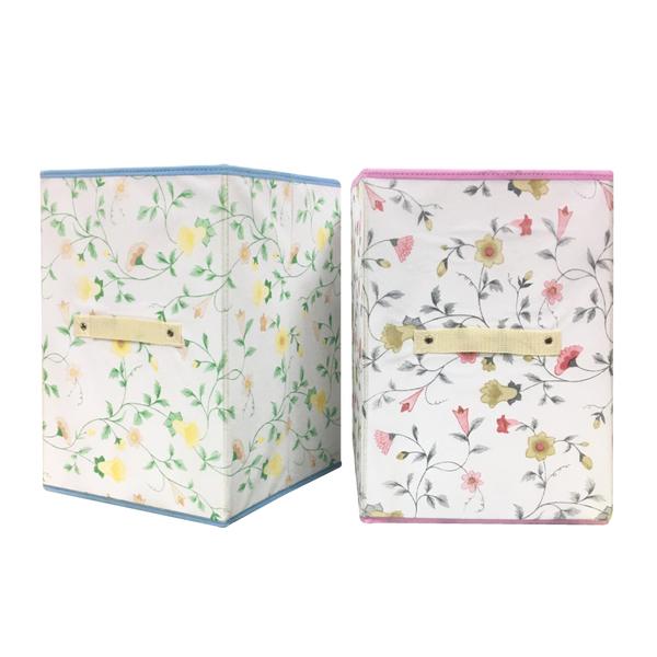 居家收納 三層櫃防塵收納盒-直立式(約26x38x27cm ) / AS7265/直立式收納箱/折疊直立收納盒