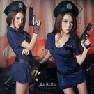 制服 女警察服 連身裙 Police性感...