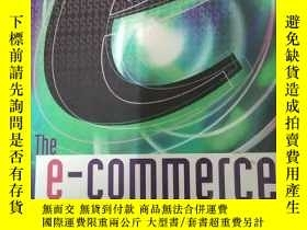 二手書博民逛書店THE罕見e-COMMERCE QUESTION AND ANSWER BOOK 電子商務問答書(英語原版) BT