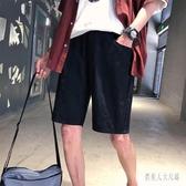 短褲男五分褲韓版5分寬鬆直筒潮流休閒褲 JH2091『俏美人大尺碼』