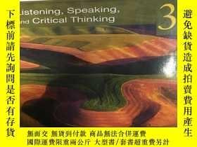 二手書博民逛書店Pathways罕見3 Listening, Speaking and Critical ThinkingY4