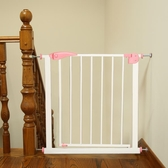 免打孔兒童護欄寶寶樓梯口安全門嬰兒防護圍欄狗柵欄寵物隔離門欄
