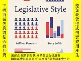 二手書博民逛書店Legislative罕見StyleY364682 William Bernhard University O