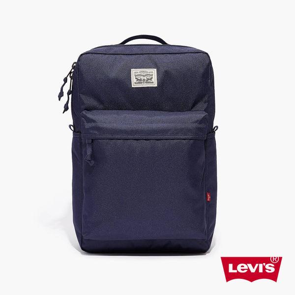Levis 後背包 / 經典雙馬車標誌 / 藍