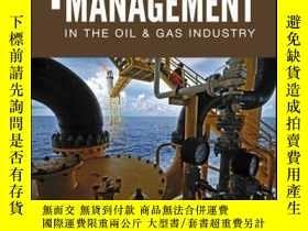 二手書博民逛書店Project罕見Management in the Oil and Gas IndustryY410016