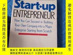 二手書博民逛書店The罕見Start-Up EntrepreneurY210872 James R. Cook Perenni