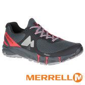 MERRELL 美國 AGILITY CHARGE 男 多功能越野跑鞋『黑/灰/紅』09647 機能鞋│休閒鞋│登山│戶外