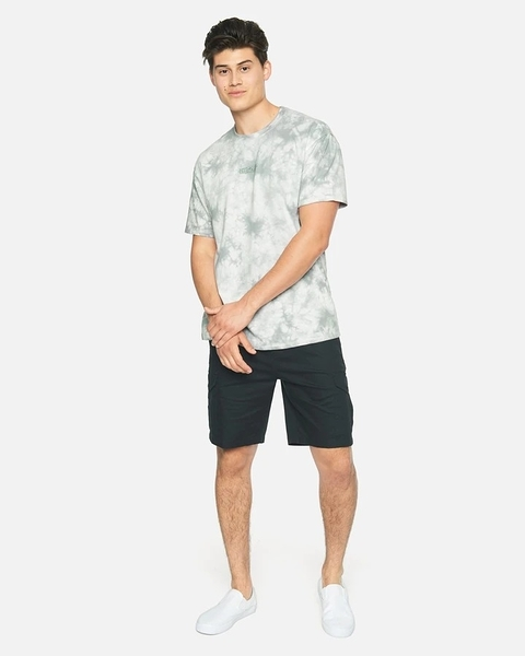 HURLEY|男STRETCH OAO CARGO 20 BLACK 休閒短褲-(黑)