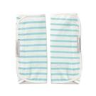 奇哥 多功能揹巾口水巾 (藍綠紋) 285元