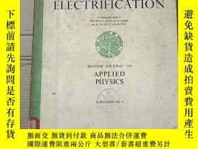 二手書博民逛書店static罕見electrification (P2798)Y173412