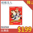 【出清品】FUJIFILM Instax mini 拍立得底片 華納兄弟 卡通 紅色版 兔子 崔弟 大貓 熱門 底片
