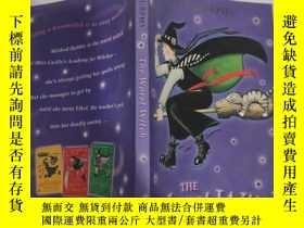 二手書博民逛書店the罕見worst witch 最壞的女巫 ..Y200392